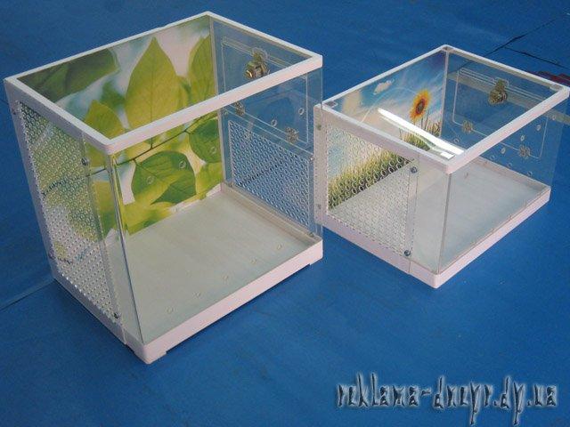 Клетка для попугая из оргстекла своими руками